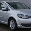 VW Touran 1.6 TDI SE 7 seats