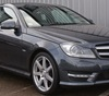 Mercedes C250CDi Coupe Sport AMG Auto